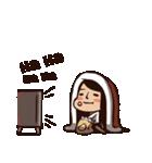 Working Time! Homesickness! (Chinese)(個別スタンプ:37)