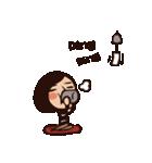 Working Time! Homesickness! (Chinese)(個別スタンプ:39)