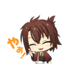 薄桜鬼~御伽草子~スタンプ(個別スタンプ:09)