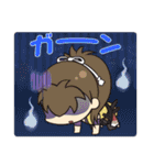 薄桜鬼~御伽草子~スタンプ(個別スタンプ:17)