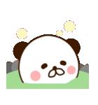 どあっぷパンダさん2(個別スタンプ:38)