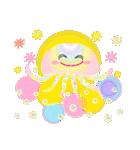 ぷるんと虹色くらげ(個別スタンプ:3)