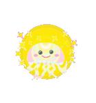 ぷるんと虹色くらげ(個別スタンプ:13)