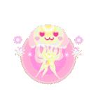 ぷるんと虹色くらげ(個別スタンプ:16)