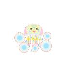 ぷるんと虹色くらげ(個別スタンプ:22)