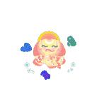 ぷるんと虹色くらげ(個別スタンプ:23)
