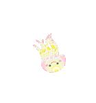 ぷるんと虹色くらげ(個別スタンプ:24)