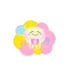 ぷるんと虹色くらげ(個別スタンプ:30)