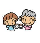 ばあちゃんのためのスタンプ(個別スタンプ:34)
