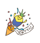 ウクレレパイナ金沢♪(個別スタンプ:17)