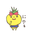 ウクレレパイナ金沢♪(個別スタンプ:28)
