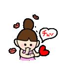 おだんご あーちゃん1(個別スタンプ:09)