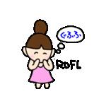 おだんご あーちゃん1(個別スタンプ:12)