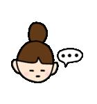 おだんご あーちゃん1(個別スタンプ:33)