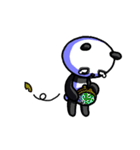 悪運の傷んだパンダ「ペインダ」(個別スタンプ:40)