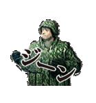 擬音の兵士(個別スタンプ:19)