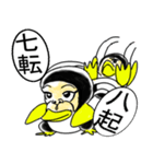 ペンギンオランウータン(個別スタンプ:15)