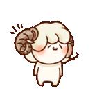 まったり羊和みスタンプ(個別スタンプ:02)