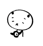 日常パンダさん(個別スタンプ:35)