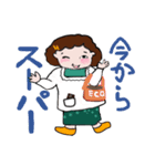 およよなおかん(関西弁)(個別スタンプ:18)