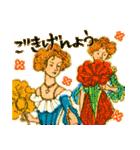 シンデレラ(アンティークブック)(個別スタンプ:05)