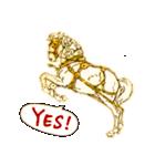 シンデレラ(アンティークブック)(個別スタンプ:11)