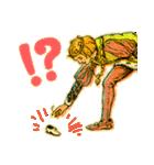 シンデレラ(アンティークブック)(個別スタンプ:22)