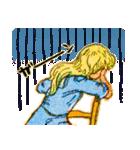 シンデレラ(アンティークブック)(個別スタンプ:27)