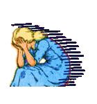 シンデレラ(アンティークブック)(個別スタンプ:28)