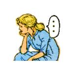 シンデレラ(アンティークブック)(個別スタンプ:29)