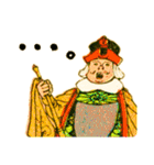シンデレラ(アンティークブック)(個別スタンプ:31)