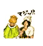 シンデレラ(アンティークブック)(個別スタンプ:36)