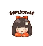 丁寧女子 ~はなちゃん~(個別スタンプ:10)