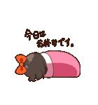 丁寧女子 ~はなちゃん~(個別スタンプ:25)