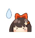 丁寧女子 ~はなちゃん~(個別スタンプ:35)