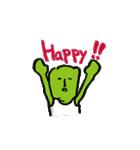 foolish vegetable sticker(個別スタンプ:27)