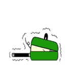 鹿児島県産ぶたろうの黒豚餃子(個別スタンプ:14)