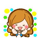 【大人女子のゆる敬語!】ほのぼのカノジョ(個別スタンプ:04)
