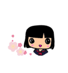 Pretty kids 2(個別スタンプ:01)