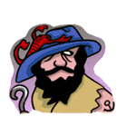 なんか海賊(個別スタンプ:3)