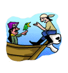 なんか海賊(個別スタンプ:5)