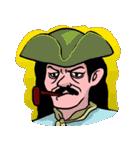 なんか海賊(個別スタンプ:21)