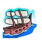 なんか海賊(個別スタンプ:28)