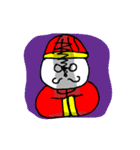 はにーぽっとくん 4 ~中国語 Ver.~(個別スタンプ:36)