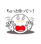 Face and Hand 使える日常2(個別スタンプ:34)