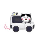 Lucky-Chamily is a husky(個別スタンプ:15)