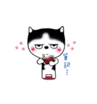 Lucky-Chamily is a husky(個別スタンプ:19)