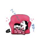 Lucky-Chamily is a husky(個別スタンプ:20)