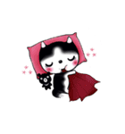 Lucky-Chamily is a husky(個別スタンプ:22)