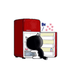 Lucky-Chamily is a husky(個別スタンプ:31)